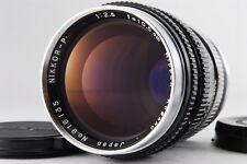 NEAR MINT Nikon Nikkor-P.C 105mm F/2.5 S Mount from japan #649