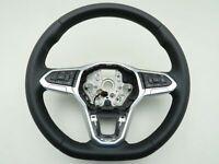 Original Multifunktionslenkrad beheizt schwarz Leder VW Passat 3G B8 Facelift