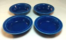 "Chantal Tart Blue Set of 4 Round Pie Dish Bakeware NEW 7 oz 3.5"" 93-PD10"