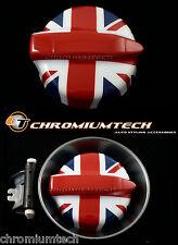 MK1 2001-2006 Mini Cooper S JCW GP R53 Union Jack FUEL TANK CAP COPERCHIO tratteggio solo