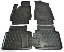 Lada Niva 2121 Rubber Car Floor Mats All Weather Carmats Alfombrillas Fussmatten