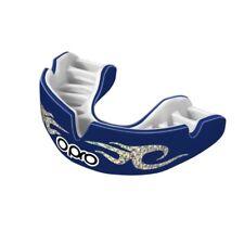 Opro énergie compatible avec Urbain Protège-dents bleu Customisé mma boxe