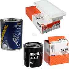 MAHLE / KNECHT Inspektionspaket Filter Set SCT Motor Flush Motorspülung 11599850