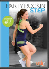 CATHE FRIEDRICH PARTY ROCKIN STEP VOLUME 2 DVD NEW SEALED WORKOUT EXERCISE