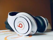 Beats by Dr. Dre Studio1 WIRED Headband Headphones - White -