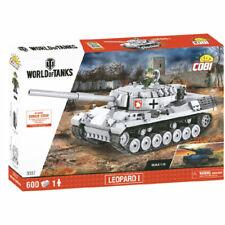 COBI 3037 Small Army WOT Leopard I 600pcs