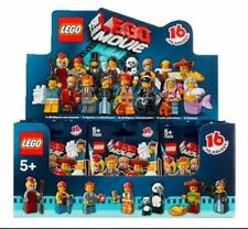 THE LEGO MOVIE 71004 Box/Case of 60 MINIFIGURES NEW