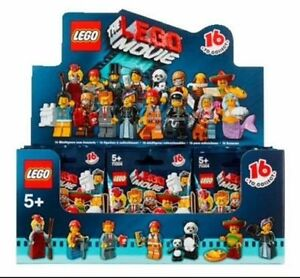 THE LEGO MOVIE 71004 Series 16 Box/Case of 60 MINIFIGURES NEW SEAL