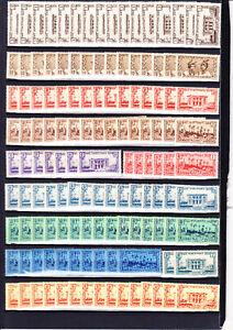 Colonies Françaises _ MARTINIQUE _ lot accumulation 131 timbres neufs