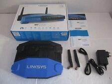 Linksys WRT1200AC-EU Wireless Router 4-Port-Switch GigE 802.11a/b/g/n/a-