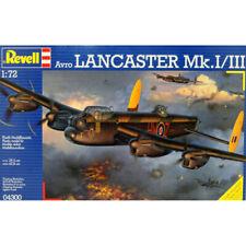 Avro Lancaster Mk.I/III 1:72 Revell Model Kit
