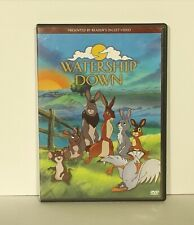 Watership Down 3-disc dvd animated Reader's Digest journey to
