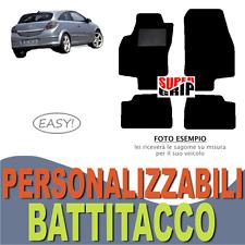 PER OPEL ASTRA GTC (H) TAPPETINI AUTO SU MISURA MOQUETTE CON BATTITACCO | EASY