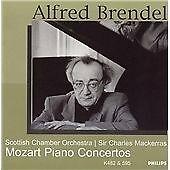 Alfred Brendel - Mozart: Piano Concertos Nos. 22 & 27 (2001)