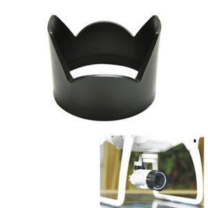 DJI Phantom 4 3 Pro. Adv Camera Cap Lens Cover Protector Sun Hood Petal Sunshade