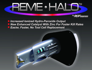 RGF REME HALO (24V) In-Duct Air Purification System-UV & Ionization for Viruses