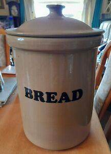 "HUGE HEAVY 7 Kgm Vintage Stoneware Pearson's Bread Crock 15"" Tall 10"" Diameter"