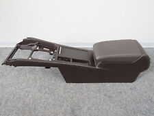 GENUINE CENTRE CONSOLE ARMREST CENTER COMPLETE PASSAT 3G B8 Brown Leather
