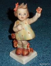"""""""Spring Cheer"""" Goebel Hummel Figurine #72 TMK1 Incised Crown ***ULTRA RARE***"""