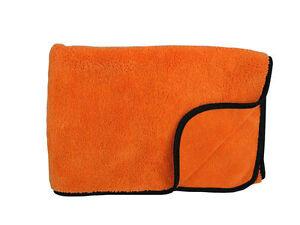 Orange Towel Delirium CSF DC-01Trockentuch saugfähige Mikrofaser XXL 90x60cm Neu