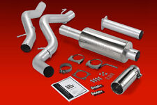 Banks Monster Exhaust 02-05 Chevy GMC Duramax 6.6L Diesel Chrome Tip ECSB CCSB
