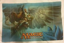 More details for magic the gathering playmat drawn on and signed by terese nielsen