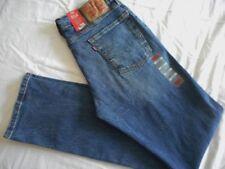 Levi's 36L 100% Cotton Jeans for Men