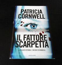 Il fattore Scarpetta - Patricia Cornwell - Prima Edizione Omnibus Mondadori -