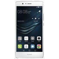 "HUAWEI P9 LITE 16GB WHITE BIANCO dual sim 5.2"" FULLHD LTE no brand garanzia euro"