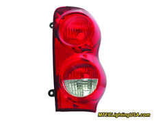 TYC NSF Right Side Tail Light Lamp Assembly for Dodge Durango 2004-2009