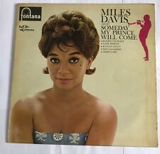 Miles Davis Someday My Prince Will Come  1961 Fontana Nice Copy !!