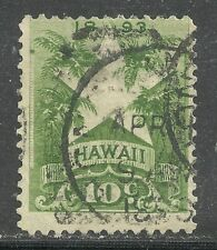 U.S. Possession Hawaii stamp scott 77 - 10 cents issue of 1894 - #7
