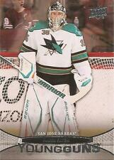 Harri Sateri 2011-12 Upper Deck Young Guns Rookie Card #238