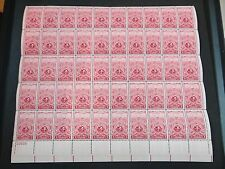 US Postage Stamps Scott #979 American Turners Society 3c Sheet MNH 1948