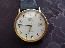 Vintage para hombre Timex Cuarzo Para Repuestos O Reparaciones