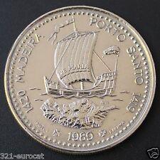 Portogallo 100 escudos 1989 Madeira-Porto Santo 337