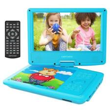 """DBPOWER 9"""" Portable DVD Player, 4 Hour Rechargeable Battery, Swivel Screen"""
