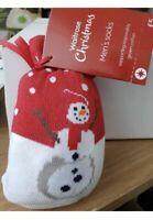PACK OF 6 - WAITROSE MEN'S CHRISTMAS SOCKS rrp £30
