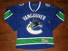 Vancouver Canucks Women's Reebok Premier NHL Jersey New
