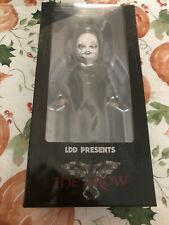 "Mezco Living Dead Dolls The Crow 10"" Doll  Mezco Toyz Brandon Lee New"