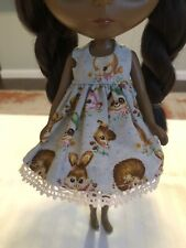 Neo Blythe Doll Baby Animal Dress