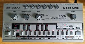 Original and un-modded Roland TB-303 - Fantastic Condition for age