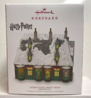 2018 Hallmark Keepsake Harry Potter Honeydukes Sweet Shop Ornament