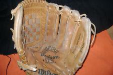 Vintage Wilson A2466 Advisory Staff~Pro Back~ Leather Baseball Glove