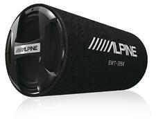 "Alpine SWT-12S4 12"" Subwoofer Sub Car Bass Tube Box 1000w peak"