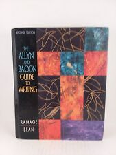 The Allyn and Bacon Guide to Writing by Bean, ramage Second Edition Hardcover