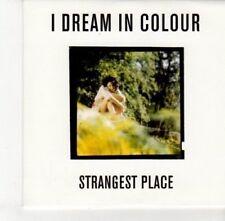(DJ411) I Dream In Colour, Strangest Place - 2011 DJ CD