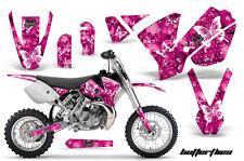 Dirt Bike Decal Graphics Kit Sticker Wrap For KTM SX65 SX 65 2002-2008 BUTTERFLY