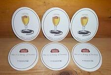 "STELLA ARTOIS 2011 SUNDANCE ""SHE IS A THING OF BEAUTY"" BEER BAR COASTERS NEW"