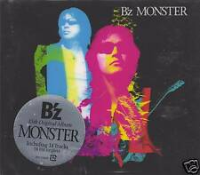 B'z Monster CD NEW Japan Limited Edition SEALED